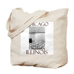 Old Chicago Tote Bag