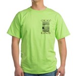 Old Chicago Green T-Shirt