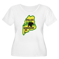 Kennebunk Maine Police T-Shirt