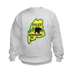 Kennebunk Maine Police Sweatshirt