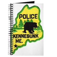 Kennebunk Maine Police Journal