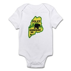 Kennebunk Maine Police Infant Bodysuit