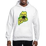 Kennebunk Maine Police Hooded Sweatshirt