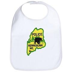 Kennebunk Maine Police Bib