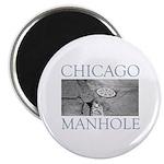 Chicago Manhole Magnet