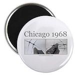 Chicago 1968 Magnet