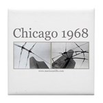 Chicago 1968 Tile Coaster