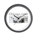 Chicago 1968 Wall Clock