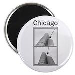 Chicago Lights Magnet