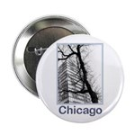 Chicago High-rise Button