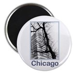 Chicago High-rise Magnet