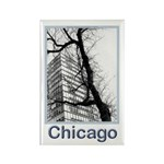 Chicago High-rise Rectangle Magnet