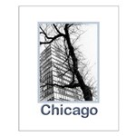 Chicago High-rise Small Poster