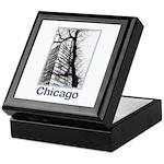Chicago High-rise Keepsake Box