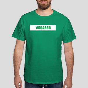 Hex Code Green T-Shirt