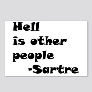 Hell is Other People Postcards (Package of 8)