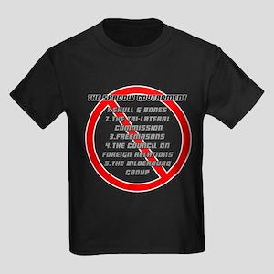 Anti-Masonic Kids Dark T-Shirt