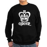 Queen Sweatshirt (dark)