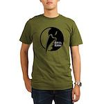 Raven Head Logo Men's T-Shirt (dark)