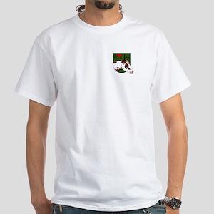 I Love TJ II White T-Shirt