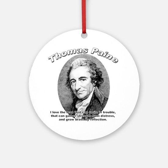 Thomas Paine 05 Ornament (Round)