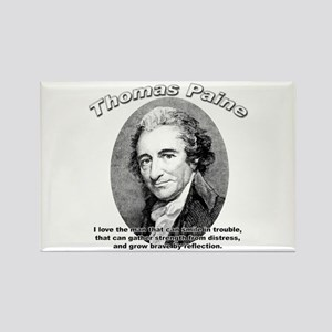 Thomas Paine 05 Rectangle Magnet