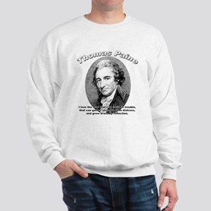 Thomas Paine 05 Sweatshirt