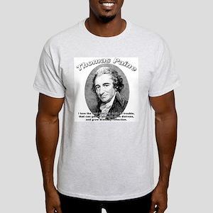 Thomas Paine 05 Ash Grey T-Shirt