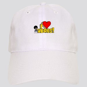 I Heart Verbs - Schoolhouse Rock! Cap
