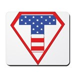 Super Tea Party Patriot Mousepad