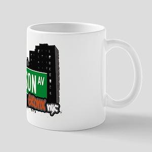 Jackson Av, Bronx, NYC Mug