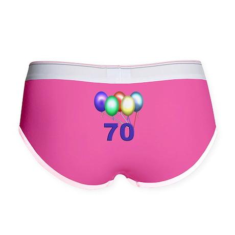 70 Gifts Women's Boy Brief