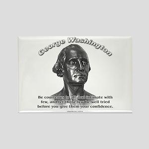 George Washington 06 Rectangle Magnet