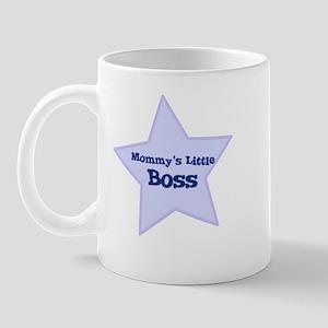 Mommy's Little Boss Mug