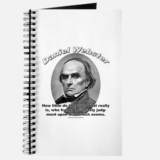 Daniel Webster 02 Journal