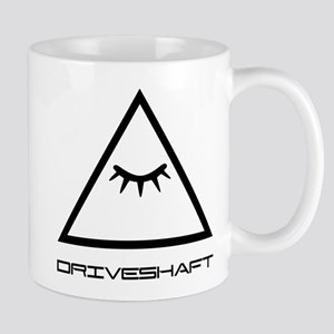 Drive Shaft Band Pyramid Logo Mug
