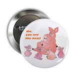Pig Mum Button