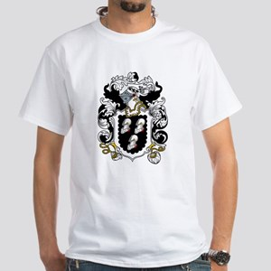 Hollyday Coat of Arms White T-Shirt