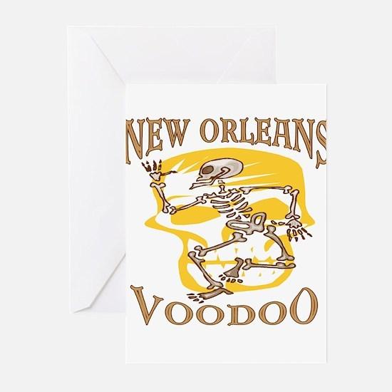New Orleans Voodoo Greeting Cards (Pk of 20)