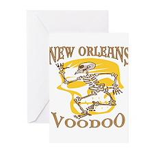 New Orleans Voodoo Greeting Cards (Pk of 10)