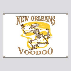 New Orleans Voodoo Banner