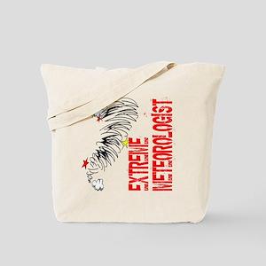 Extreme Meteorologist Tote Bag