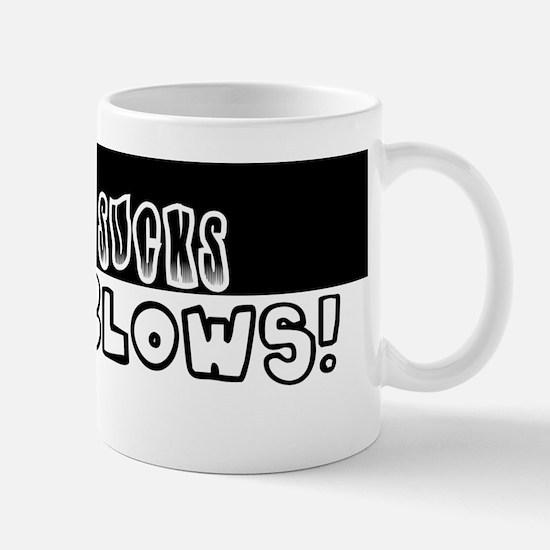 apnea sucks Mugs