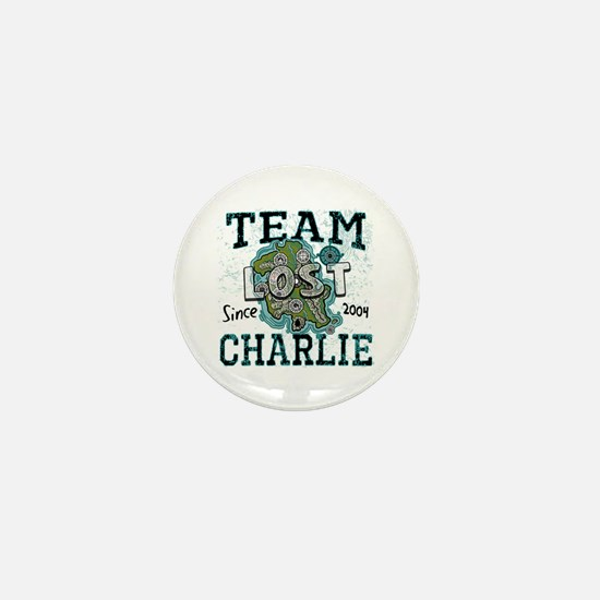 Team Charlie Mini Button