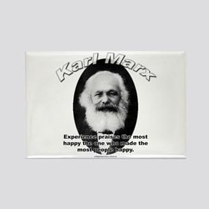Karl Marx 01 Rectangle Magnet