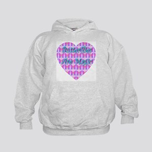 Butterflies Are Magic Pretty Kids Hoodie