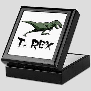 T. Rex Keepsake Box
