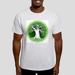 Green2 Celtic Tree Light T-Shirt