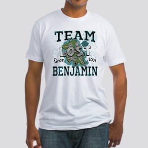 Team Benjamin Fitted T-Shirt