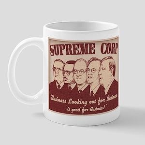 The Supreme Corp Mug